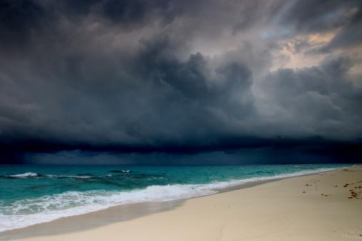 Thunderstorm「Storm at Sea」:スマホ壁紙(14)
