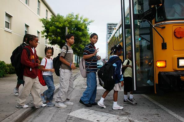 School Bus「Florida Outreach Program Helps Homeless Families Cope」:写真・画像(3)[壁紙.com]