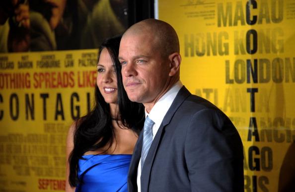 "Movie「""Contagion"" New York Premiere - Arrivals」:写真・画像(5)[壁紙.com]"