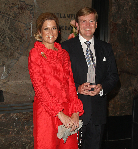 Empire State Building「Dutch Prince Willem-Alexander And Princess Maxima Launch NY400」:写真・画像(16)[壁紙.com]