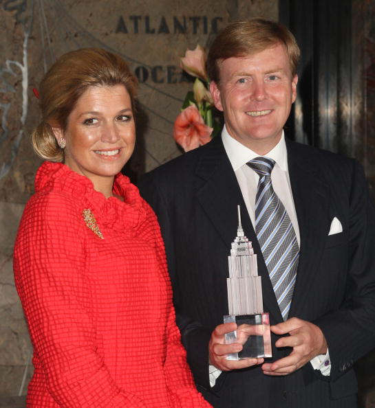 Empire State Building「Dutch Prince Willem-Alexander And Princess Maxima Launch NY400」:写真・画像(13)[壁紙.com]