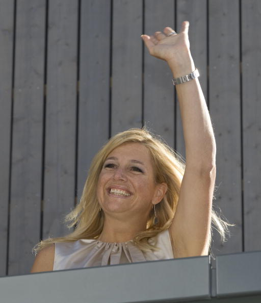 Utrecht「Dutch Princess Maxima Opens Cultural Centre」:写真・画像(14)[壁紙.com]