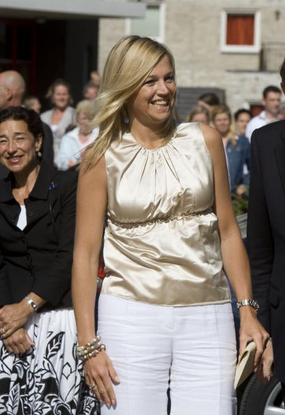 Utrecht「Dutch Princess Maxima Opens Cultural Centre」:写真・画像(4)[壁紙.com]