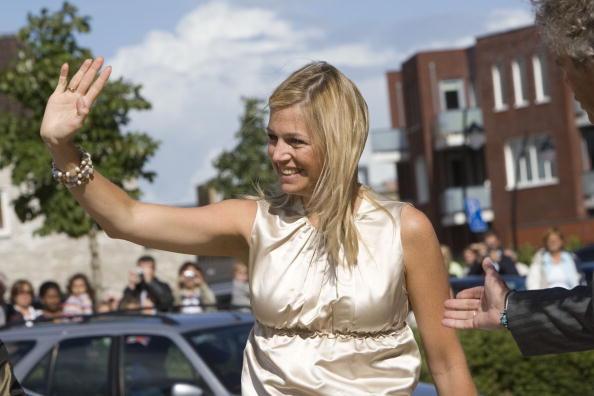 Utrecht「Dutch Princess Maxima Opens Cultural Centre」:写真・画像(12)[壁紙.com]