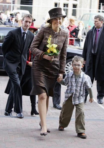 Dutch Royalty「Princess Maxima Launches Down Syndrome Campaign」:写真・画像(17)[壁紙.com]