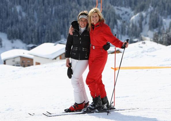 Skiing「Dutch Royal Family Annual Winter Photocall」:写真・画像(15)[壁紙.com]