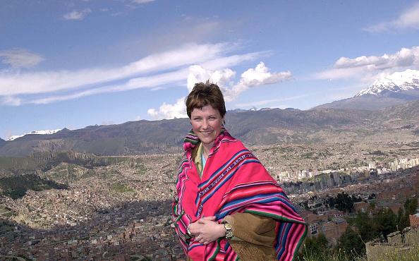 Bolivian Andes「Princess Martha Louise Visits Bolivia」:写真・画像(4)[壁紙.com]
