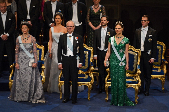 Swedish Royalty「Nobel Prize Ceremony - Stockholm」:写真・画像(1)[壁紙.com]