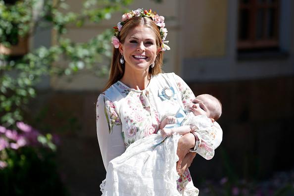 Princess「Christening  Of Princess Adrienne Of Sweden」:写真・画像(15)[壁紙.com]