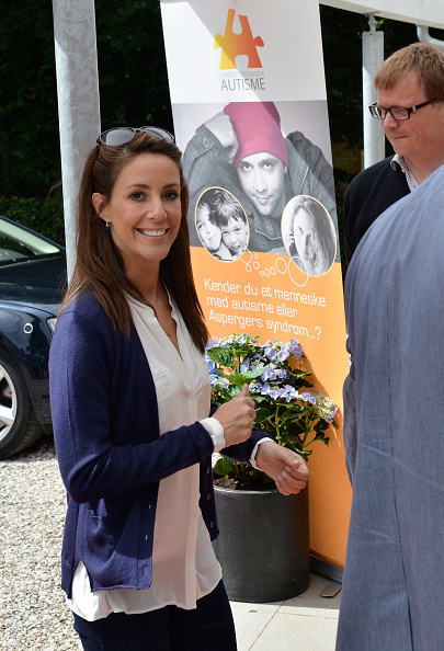 Autism「Princess Marie of Denmark Visits  National Association for Autism Elsinore Holiday Village」:写真・画像(9)[壁紙.com]