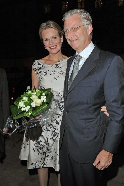 Bouquet「Prince Philippe & Princess Mathilde Attend 'Liege A Paris' Concert」:写真・画像(10)[壁紙.com]