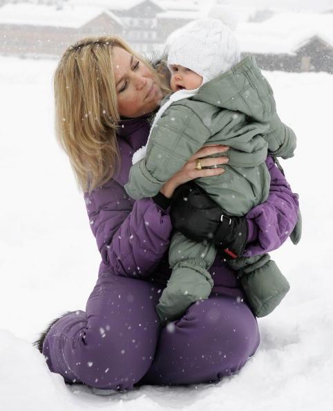 Skiing「Dutch Royal Family Annual Winter Photocall」:写真・画像(0)[壁紙.com]
