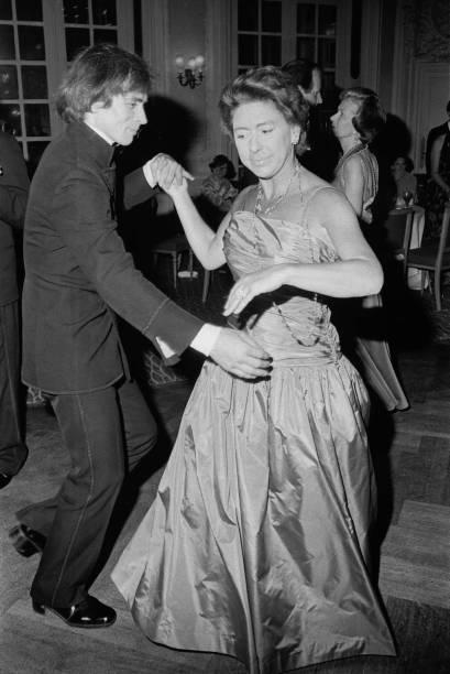 Princess Margaret and Rudolf Nureyev:ニュース(壁紙.com)