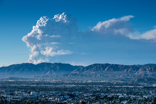 Angeles National Forest「Lake Fire, Angeles National Forest」:スマホ壁紙(7)