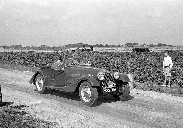 Felixstowe「Morgan Driven By Hastings On 1952 Felixtowe Rally. Creator: Unknown.」:写真・画像(6)[壁紙.com]