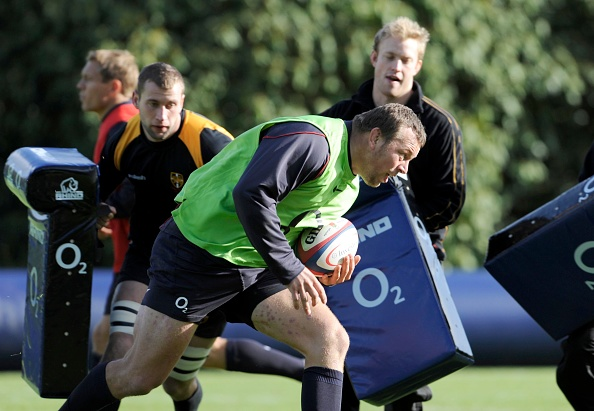 Practicing「England Rugby Training 2009」:写真・画像(16)[壁紙.com]