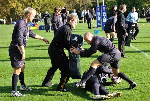 Bagshot「England Rugby Training 2009」:写真・画像(13)[壁紙.com]
