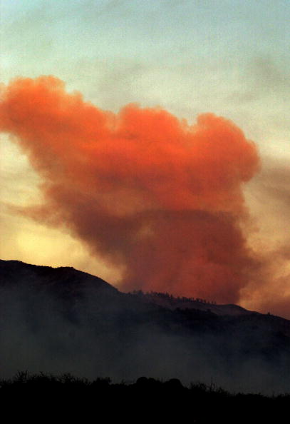 Wilderness Area「Wildfire Consumes Pechanga Indian Reservation Area」:写真・画像(19)[壁紙.com]