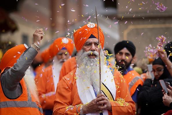 Celebration「British Sikhs Celebrate Vaisakhi」:写真・画像(11)[壁紙.com]