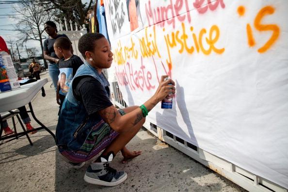Bedding「Supporters Of Police Shooting Victim Ramarley Graham」:写真・画像(10)[壁紙.com]
