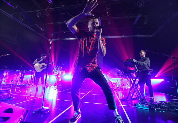 Live Event「Imagine Dragons Celebrates Evolve Tour and Album Announcement」:写真・画像(8)[壁紙.com]