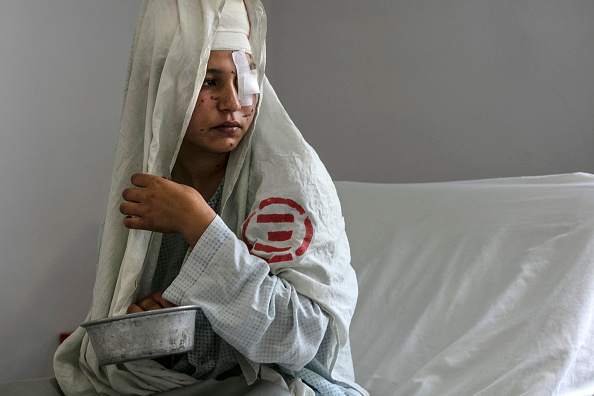 Kabul「Afghan Civilians Suffer In Attacks From All Sides」:写真・画像(14)[壁紙.com]