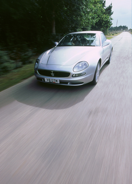 Country Road「2000 Maserati 3200 GT」:写真・画像(14)[壁紙.com]