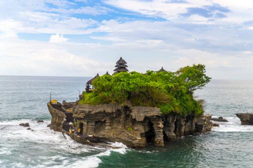 タナロット「Tanah Lot Temple, Bali」:スマホ壁紙(0)