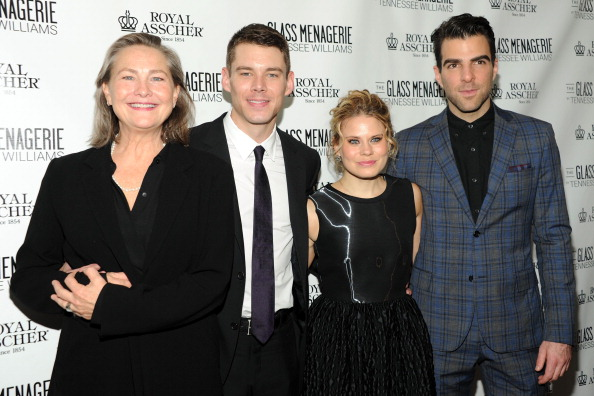 """J R Smith「""""The Glass Menagerie"""" Broadway Opening Night - Arrivals And Curtain Call」:写真・画像(0)[壁紙.com]"""