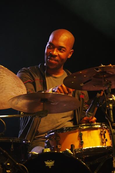 Drummer「Eric Harland, Love Supreme Jazz Festival, Glynde Place, East Sussex, 2014.」:写真・画像(0)[壁紙.com]