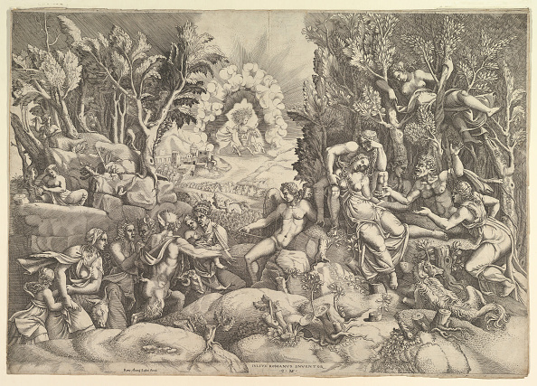 Dawn「The Death Of Procris; Cephalus Mournig The Death Of Procris On The Right Surrounded By」:写真・画像(4)[壁紙.com]