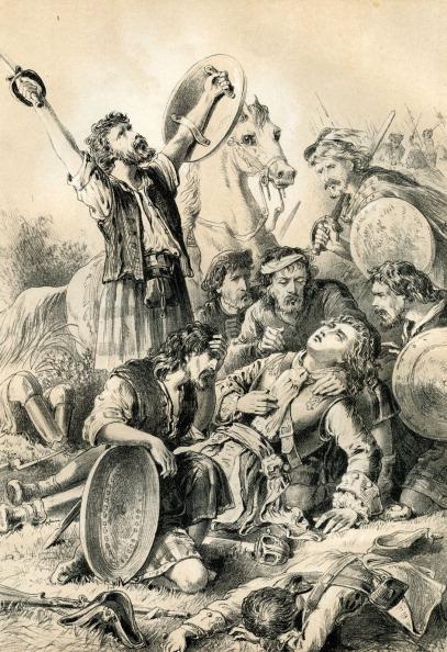 スコットランド文化「The death of Dundee at Killiecrankie」:写真・画像(16)[壁紙.com]