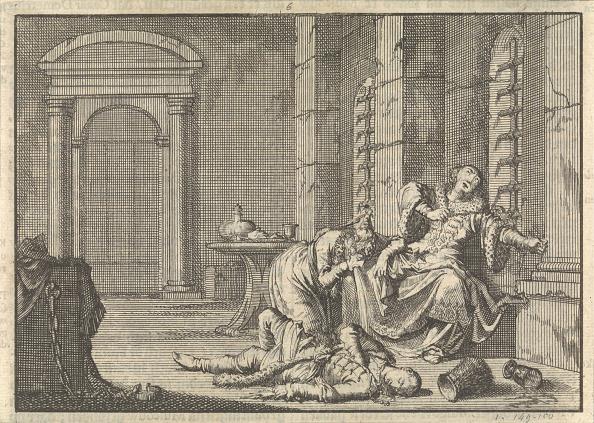 Netherlands「The Death of Tsar Fyodor II Borisovich Godunov, 1605, 1698」:写真・画像(15)[壁紙.com]