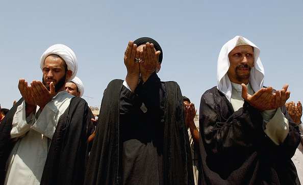 Males「Sadr City Residents Protest Against Government Inactivity」:写真・画像(10)[壁紙.com]
