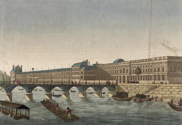 Bridge - Built Structure「The Louvre」:写真・画像(3)[壁紙.com]