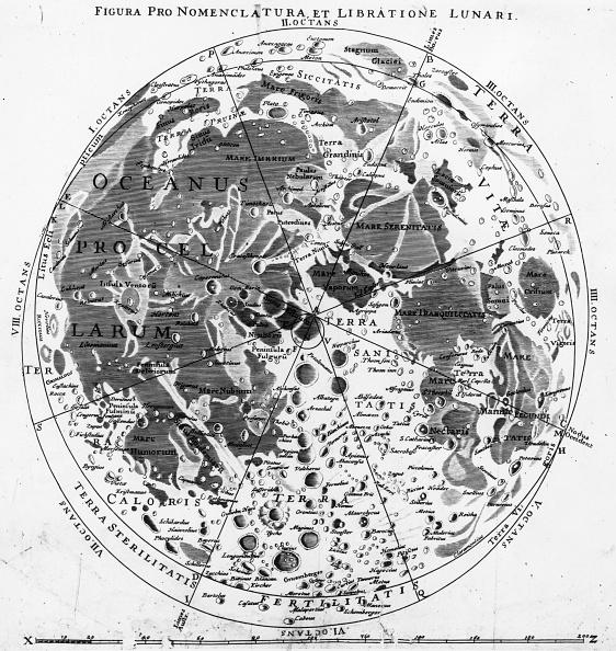 Empty「Early Map Of Moon」:写真・画像(11)[壁紙.com]