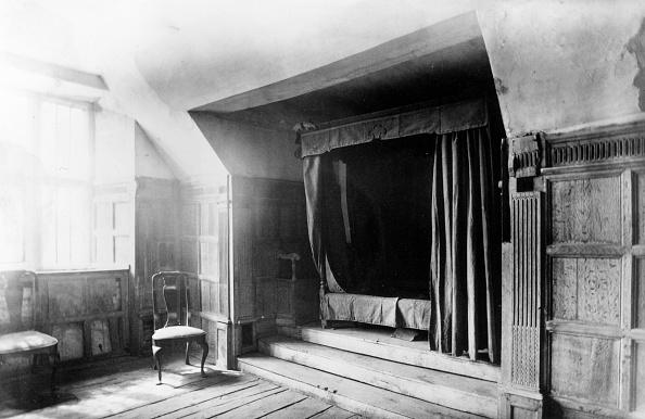 17th Century「Early Bedroom」:写真・画像(11)[壁紙.com]