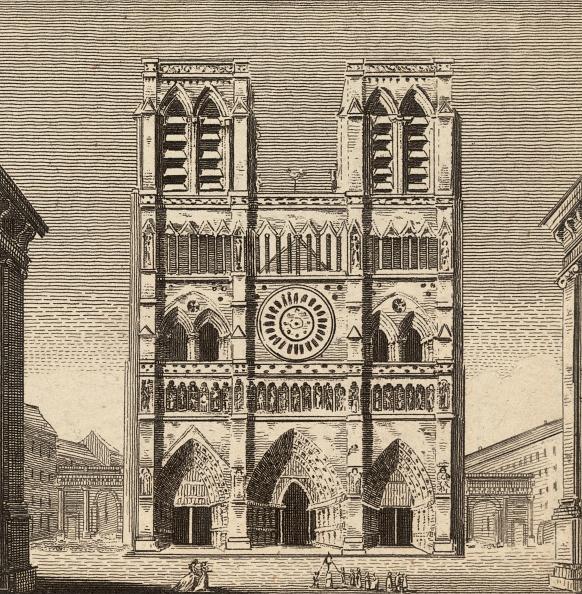 Cathedral「Notre Dame De Paris」:写真・画像(16)[壁紙.com]