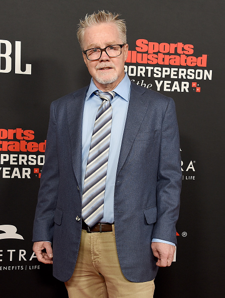 Freddie Roach「Sports Illustrated Sportsperson Of The Year Awards - Arrivals」:写真・画像(8)[壁紙.com]
