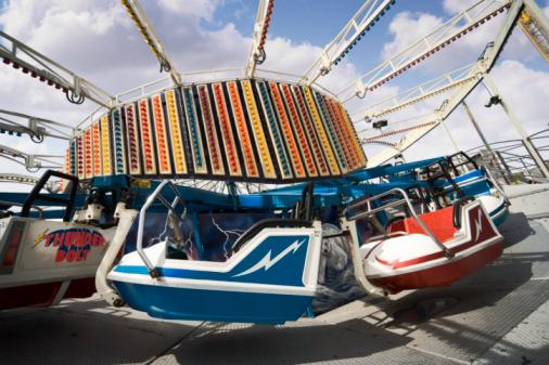 Merry-Go-Round「Carousel on beach」:スマホ壁紙(13)