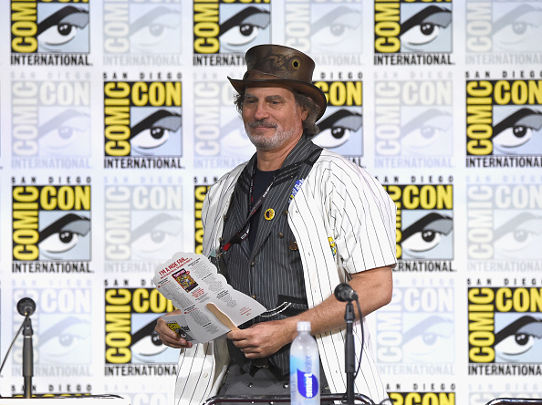 "David Silverman「Comic-Con International 2017 - ""The Simpsons"" Panel」:写真・画像(17)[壁紙.com]"