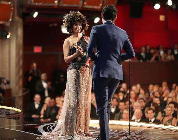 ラ・ラ・ランド「89th Annual Academy Awards - Backstage」:写真・画像(12)[壁紙.com]