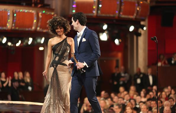 ラ・ラ・ランド「89th Annual Academy Awards - Backstage」:写真・画像(7)[壁紙.com]