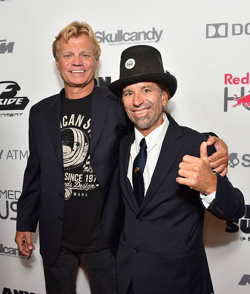 """Eddie House「Premiere Of Red Bull Media House's """"On Any Sunday, The Next Chapter"""" - Red Carpet」:写真・画像(12)[壁紙.com]"""