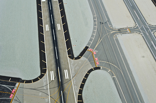 Airport Runway「Runway patterns」:スマホ壁紙(6)