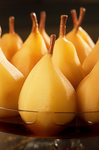 Poached Food「Poached pears」:スマホ壁紙(18)