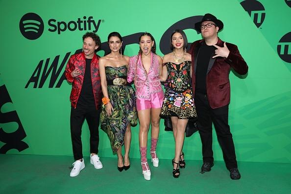 Award「Spotify Awards In Mexico – Red Carpet」:写真・画像(15)[壁紙.com]