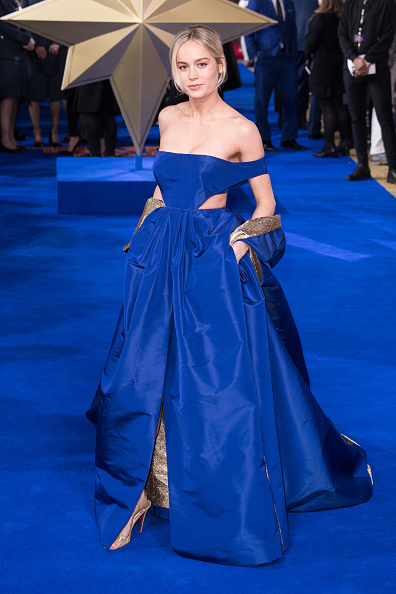 "Slit - Clothing「""Captain Marvel European Gala"" - Red Carpet Arrivals」:写真・画像(12)[壁紙.com]"