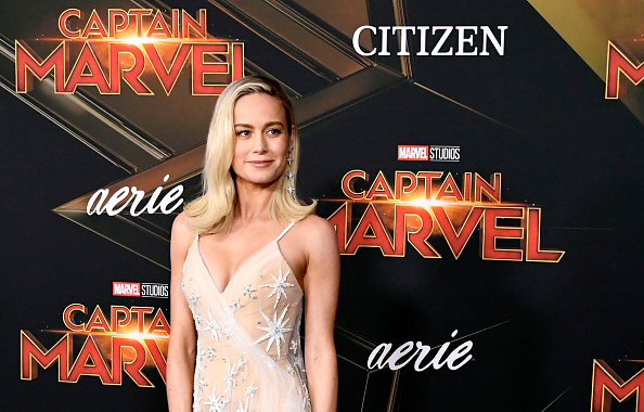"Film Industry「Marvel Studios ""Captain Marvel"" Premiere - Arrivals」:写真・画像(17)[壁紙.com]"