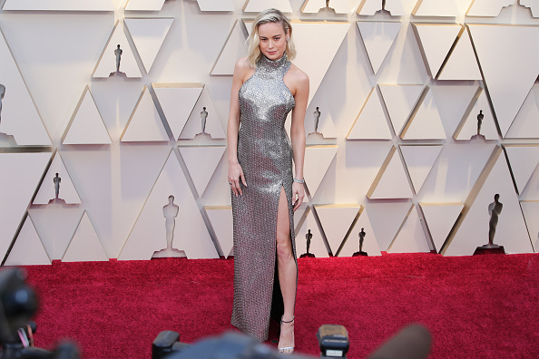 Thigh High Slit「91st Annual Academy Awards - Arrivals」:写真・画像(15)[壁紙.com]